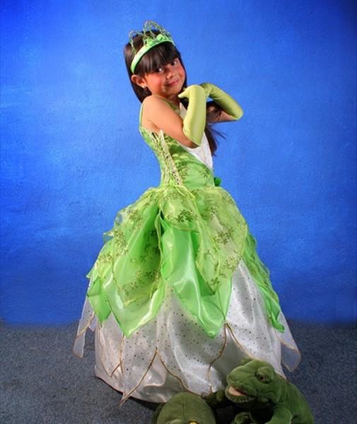 Disfraz de la princesa y el sapo - Sapos y princesas valencia ...