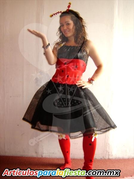 Disfraz Ladybug - Disfraces en Mercado Libre México