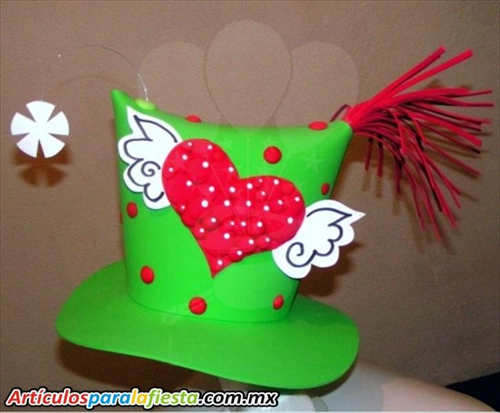 Sombreros De Payasos En Foamy   Share The Knownledge